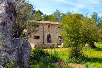 Mallorca moderne, restaurierte Finca