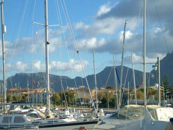 Hafen von Colonia St. Pere