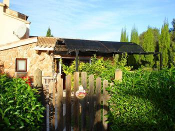 Ferienwohnung in separatem Gästehaus