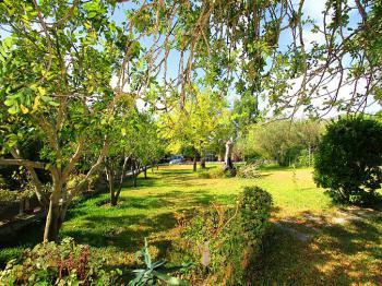 Großer Garten zum Relaxen