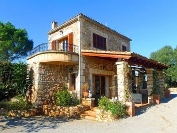 Ferienhaus bei Cala Millor