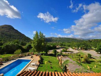 Panoramablick im Norden bei Alcudia
