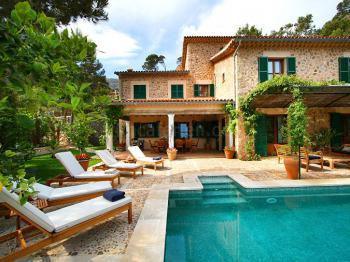 Luxusvilla für 8 Personen