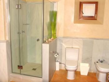 Duschbad mit Bidet