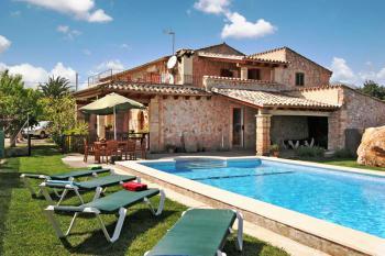Mallorca: private Finca mit Pool