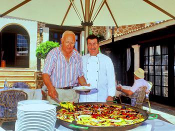 Landhotel mit Restaurant