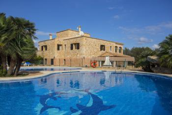 Mallorca, barrierefreie Villa mit Pool
