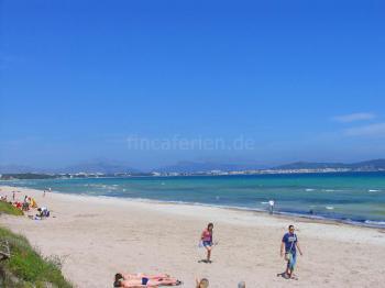 Strand bei Muro