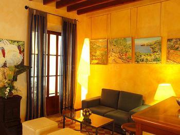 Privates Hotel Deia - Salon
