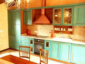Küche (Suite)