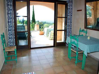 Finca-Hotel auf dem Land