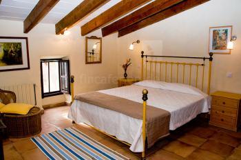 Suite im Obergeschoss