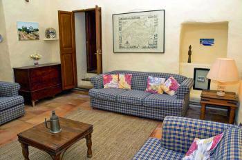 Suite im Erdgeschoss