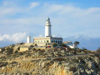 Leuchtturm Halbinsel Formentor