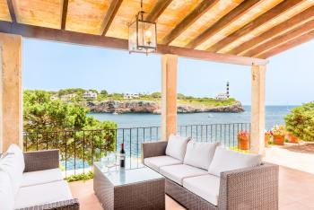 Ferienhaus am Meer für 12 Personen
