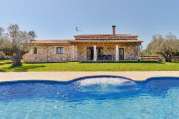 Mallorca Finca mit Pool und Whirlpool