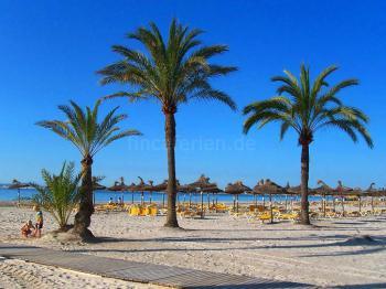 Badeurlaub Mallorca - Sandstrand Playa d'Alcudia