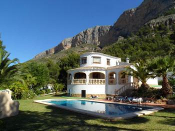 Villa an der Costa Blanca