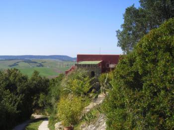 Blick auf das Tal La Janda
