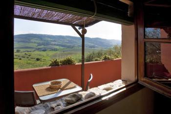 Ländliches Apartment in Andalusien