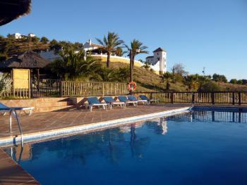Pool und Umgebung