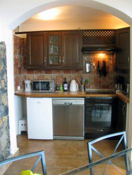 Küche (Apartment 3)