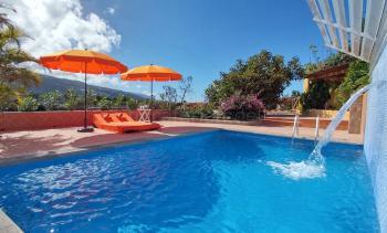 Ferienhaus für 2 - 4 Personen mit Pool