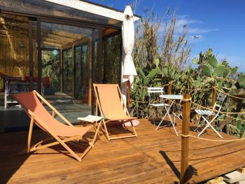 Individuelles Ferienhaus bei Arico