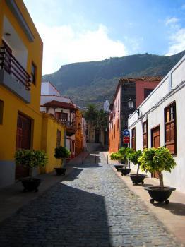 Altstadt von Garachico
