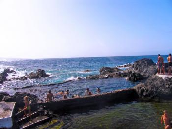 Meerwasserpool Garachico