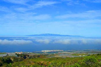 Meerblick bis La Gomera