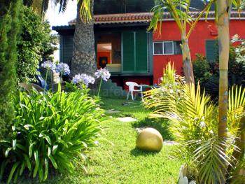 Teneriffa Ferienwohnung mit Garten und Terrasse