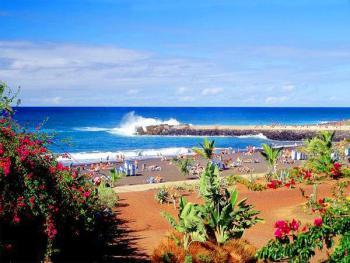 Nordwestküste - Playa Jardin
